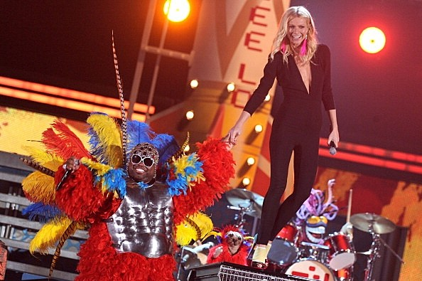 gwyneth and ceelo