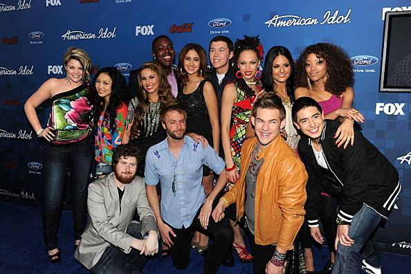"Fox's ""American Idol"" Finalist Party"