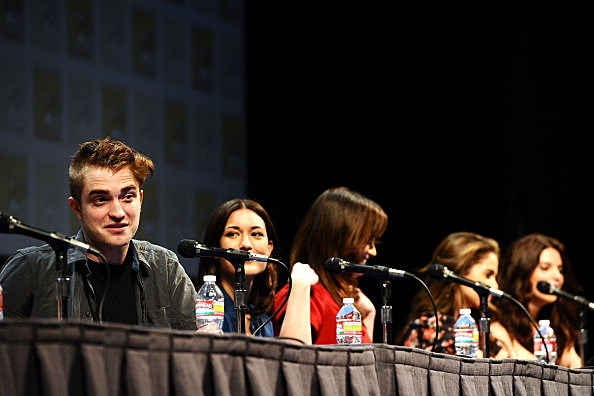 """The Twilight Saga: Breaking Dawn - Part 1"" Comic Con Panel"