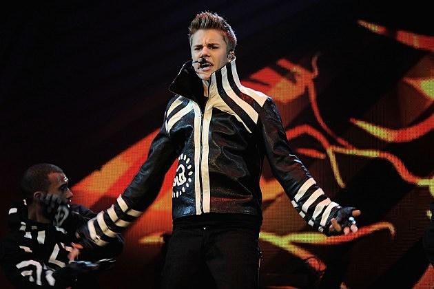 Justin Bieber - MTV Europe Music Awards 2011