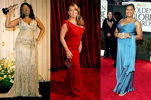 Jennifer Hudson, Mariah Carey, Queen Latifah