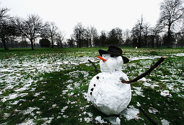 Cold Spell Finally Signals Winter In The UK