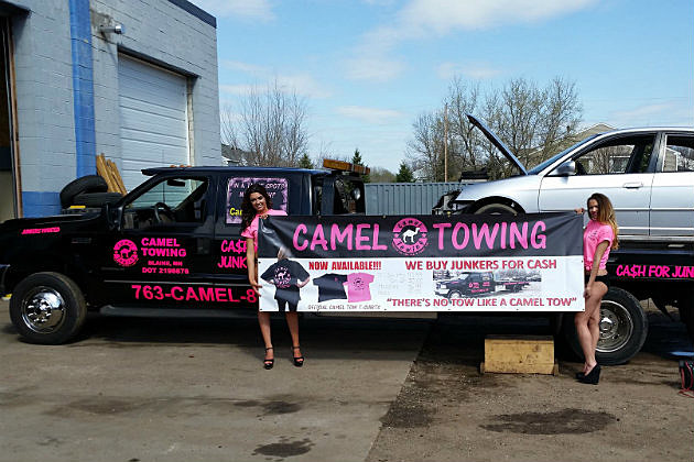 Camel Towing/Facebook