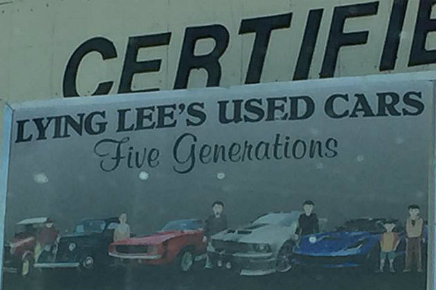 Lying Lee's Used Cars/Facebook