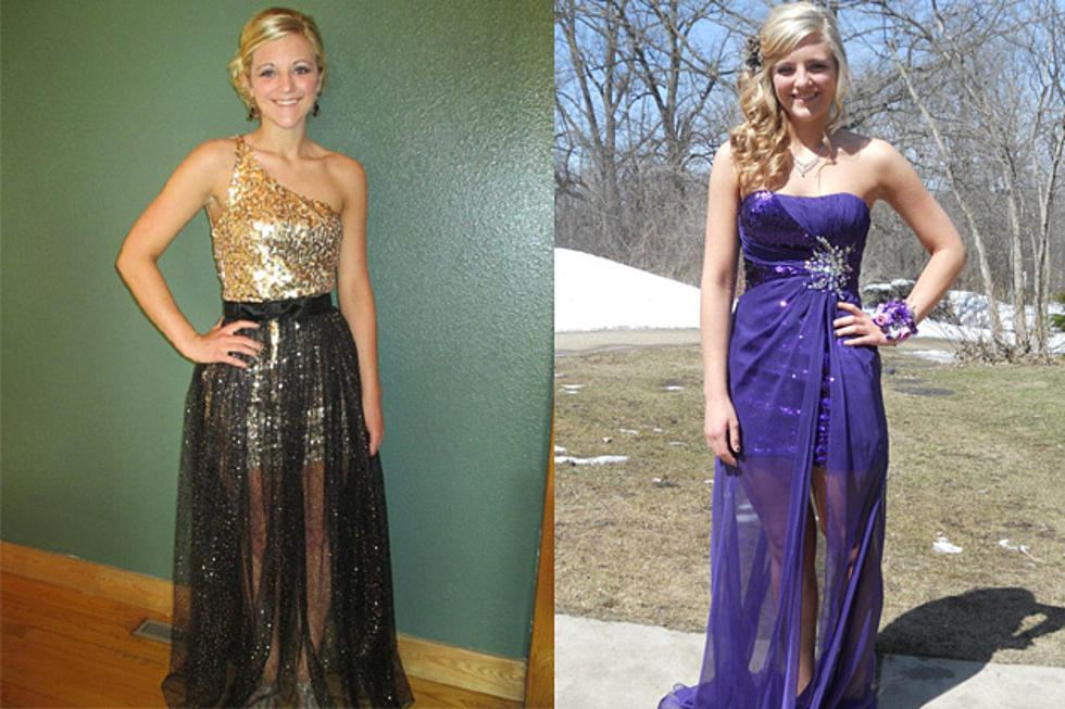 would my prom dresses be turned away at osakis prom vote
