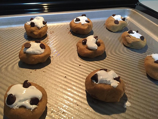 This is what they look like right before going into the oven!