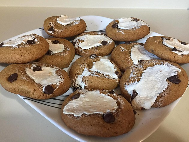 S'mores cookies are here to save summer!