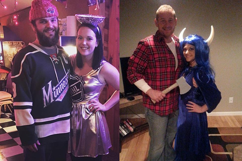 Minnesota Themed Couples Halloween Costume Ideas