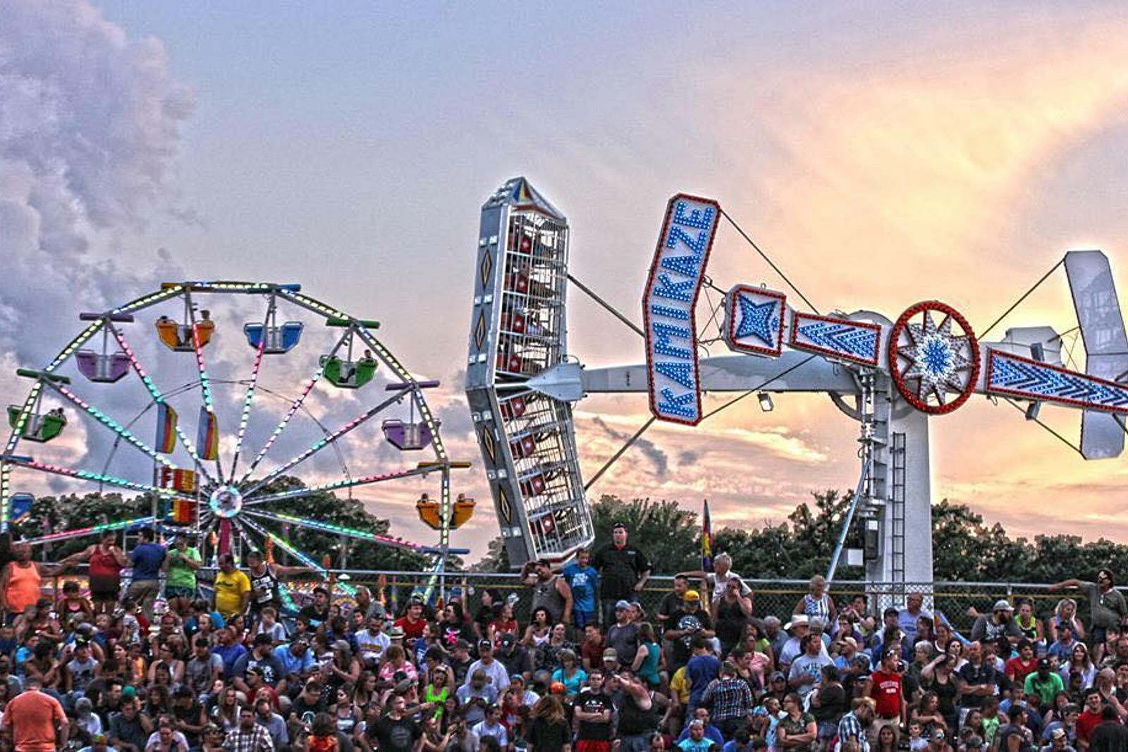 Benton County Fair via Facebook